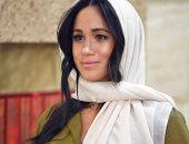 ميجان ترتدى الحجاب داخل أقدم مسجد فى كيب تاون