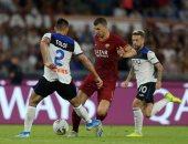روما يتلقى هزيمته الأولى فى الدوري الإيطالي بثنائية من أتلانتا.. فيديو