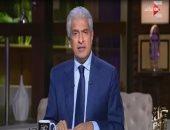 فيديو.. وائل الإبراشى يعرض شيكات تقاضاها حسن نافعة من قناة الجزيرة