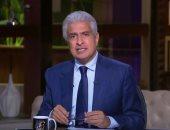الإبراشى كاشفا تناقض حسن نافعة:يهاجم مشروع قناة السويس ويشترى شهاداتها..فيديو