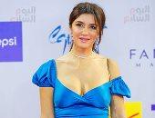 أول رد فعل من غادة عادل بعد انتقادات فستانها الجرىء بمهرجان الجونة