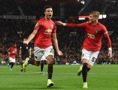 مانشستر يونايتد يتأهل لدور الـ16 بكأس الرابطة بركلات الترجيح على حساب روشديل