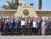 وزيرة الهجرة تلتقى ضباط القوات المسلحة المرشحين للتمثيل الدبلوماسى العسكرى
