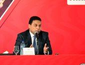 صور.. حسام البدرى: لم نحسم شارة القيادة.. ومنتخب مصر يعانى عدة صعوبات