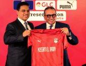 اتحاد الكرة يقدم الجهاز الفنى لمنتخب مصر بقيادة حسام البدرى