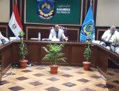 صور .. جامعة دمنهور تطلق مبادرة طلابية لمواجهة نشر الشائعات والأكاذيب