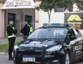 نزلاء سجن فى الأرجنتين يثيرون شغبا بعد إصابة المأمور بكورونا