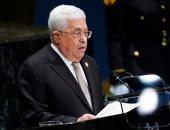 الرئيس الفلسطينى يتلقى اتصالا هاتفيا من الأمين العام للجامعة العربية
