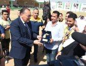 صور .. تعرف على مهرجان الشرقية للخيول العربية