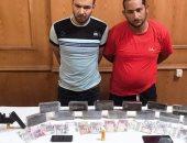 القبض على تشكيل عصابي وبحوزتهم 18 طربة حشيش في الغربية