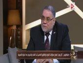 """مختار نوح لـ خالد أبو بكر: """"محمد بديع كان هيضرب جوه السجن وأنا حوشت عنه"""""""