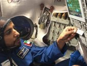 تفاصيل أول يوم لرائد الفضاء الإماراتى هزاع المنصورى بمحطة الفضاء الدولية
