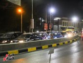 انتبه.. بدء الإغلاق الجزئى لكوبرى أكتوبر فى اتجاه مدينة نصر بسبب الإصلاحات