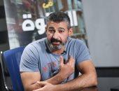 """ياسر جلال لـ""""اليوم السابع"""": مسلسل """"الفتوة"""" يحمل فكرة خارج الصندوق"""