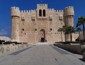 """قارئ يشارك """"صحافة المواطن"""" بصور مميزة لقلعة قايتباى بالإسكندرية"""