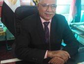 عبد العزيز عطية وكيلا لوزارة التعليم بشمال سيناء