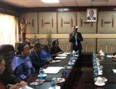 وزيرتا ثقافة مصر وكينيا تبحثان تكثيف الأنشطة الثقافية والإبداعية بين البلدين