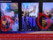 متظاهر عبر الحدود.. الجزيرة تواصل الفبركة بنفس الصورة فى الوراق وقنا