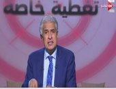 """وائل الإبراشى: مشهد عودة الرئيس إلى أرض الوطن صفعة على وجه """"الخونة"""""""
