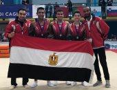 الجمباز الفنى رجال يحقق برونزية بطولة البحر المتوسط