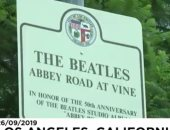 "فيديو.. هوليود تحتفل بالذكرى الـ50 لألبوم ""The Beatles' Abbey Road"""