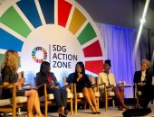 الدكتورة رانيا المشاط: مشاركة المرأة فى سوق العمل أصبحت أمراً حتميا