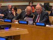 شكرى يشارك باللقاء الوزارى حول ليبيا على هامش اجتماعات الأمم المتحدة