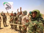 الحشد الشعبى: تدمير تجمعات لتنظيم داعش الإرهابى فى ديالى