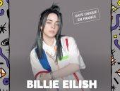 بيلي إيليش أول فنانة يتم اختيارها للمشاركة بمهرجان Lollapalooza Paris 2020