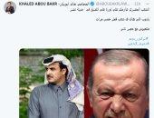 """خالد أبو بكر لقطر وتركيا: """"متلعبوش مع مصر تانى"""""""