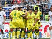 ليون يواصل السقوط فى الدوري الفرنسي بالخسارة ضد نانت المتصدر