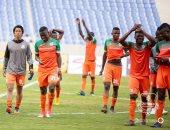 مدرب زيسكو: الفريق لا يقف على أحد والتأهل لربع نهائي افريقيا هدفنا