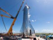 صور.. تعرف على النموذج الأولى للمركبة الفضائية الخاصة بـ SpaceX