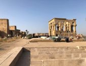 غدا.. إنطلاق مهرجان الأفروصينى بعروض نيلية فى معابد فيلة بأسوان