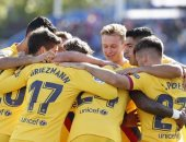 برشلونة يتقدم على ليجانيس 2-1 بهدف مثير للجدل فى الدقيقة 80.. فيديو