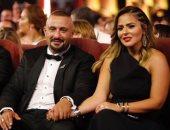 صورة.. أحمد السقا ينهى الجدل حول شائعة طلاقه