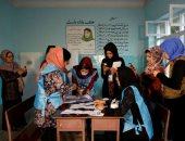 انتهاء الاقتراع فى انتخابات الرئاسية بأفغانستان وبدء الفرز