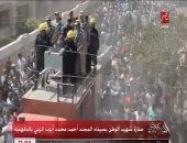 عمرو أديب عن جنازات شهداء سيناء: مظاهرات حقيقة فى وداع الشهداء وحب الوطن