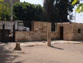 """الآثار تشون القطع الأثرية لموقع خانقاة فرج بن برقوق بـ """"قرافة""""المماليك..صور"""