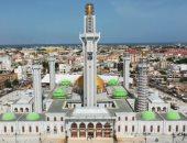شاهد.. افتتاح أكبر مسجد فى غرب إفريقيا بالسنغال يسع 10 آلاف مصلى