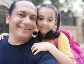 قارئ يشارك بصورة ابنته لوجى بـK2.. ويؤكد: تتمنى أن تصبح طبيبة أطفال