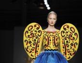 الفن والأزياء معا.. عرض مستوحى من تكعيبية  بيكاسو