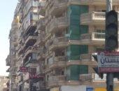 أهالى مدينة نصر يناشدون المسئولين بإصلاح إشارة مرور