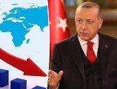 أردوغان يقود شعبه للهاوية والاقتصاد يدفع فاتورة الحروب على سوريا.. 85 مليار ليرة عجز فى الموازنة خلال الـ9 أشهر الأولى من العام الجارى.. وشبهة فساد تطال الإنفاق على النقل الخاص للحكومة بقيمة 498 مليون ليرة