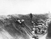 """زى النهاردة عام 1940.. وقوع مجزرة """"بابى يار"""" بأوكرانيا"""