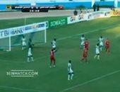 فيديو.. إبراهيم نور الدين يحتسب ركلة جزاء مثيرة للجدل في مباراة النجم وكوتوكو