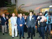 فنانون ومثقفون وشخصيات عامة يطلقون مؤسسة فاروق حسنى للثقافة والفنون
