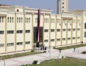 وزير التعليم العالى يتفقد مقر جامعة الدلتا التكنولوجية فى قويسنا