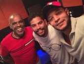 """ريكو يستعد لتصوير أغنية وطنية بعنوان """"تحيا مصر"""" الأسبوع المقبل"""