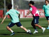 ريال مدريد يستعيد مارسيلو فى الكلاسيكو ضد برشلونة